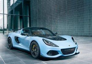 2018 Lotus Exige Sport 410 resmen tanıtıldı!