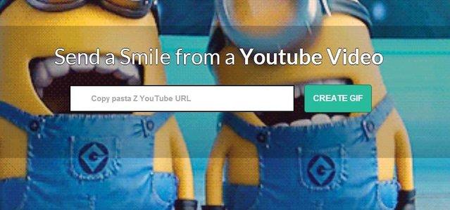 Youtube üzerinden gif hazırlamak ister misiniz?
