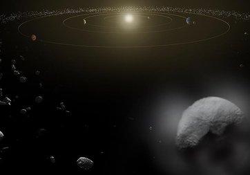 Cüce gezegen Ceres'te büyük keşif!