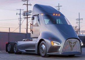 Tesla Semi'ye büyük rakip geliyor