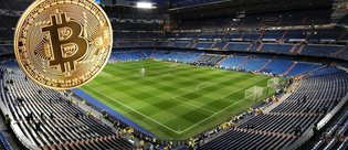 Bitcoin, Real Madrid'in sahasına da girdi