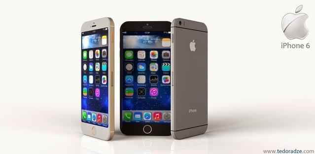 iOS 9'lu iPhone 6 konsepti!