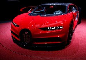 Dünyanın en pahalı otomobili Bugatti Chiron Super Sport