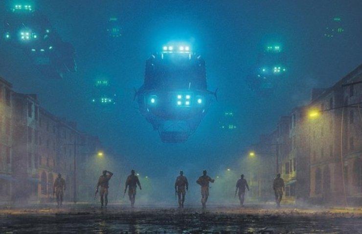 Uzaylıların dünyayı ele geçirme fikrini biliyor musunuz?