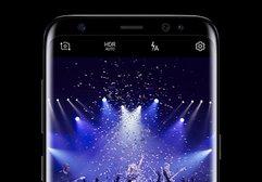 HTC U11, Samsung Galaxy S8'i geçti!