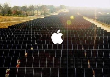 Apple'dan büyük yenilenebilir enerji yatırımı