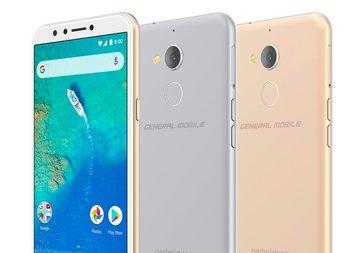 General Mobile MWC'de 2 yeni telefonu duyuracak!