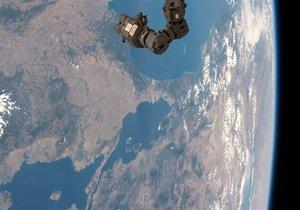 Uzaydan Türkiye'yi çekti