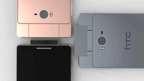 HTC BoomSound Edition modeli dikkat çekiyor