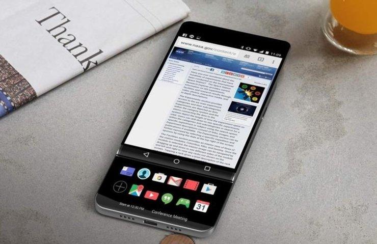 LG V30'UN ÇIKIŞ TARİHİ ORTAYA ÇIKTI
