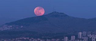 Kanlı Ay tutulması yaklaşıyor