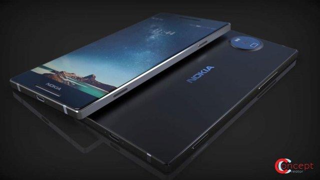 Nokia 8 modeli de böyleymiş