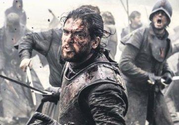Game of Thrones'un savaş sahneleri 55 gecede çekildi