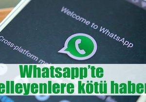Whatsapp'tan kullanıcı engelleyenlere kötü haber