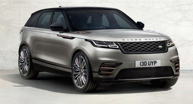 2018 Range Rover Velar'ın tüm detayları açıklandı!