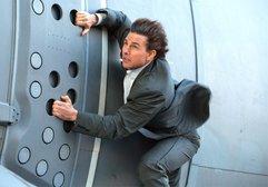 Tom Cruise 70'inde de 'tehlike'de olmak istiyor