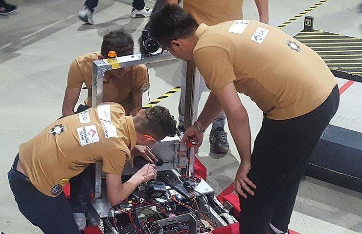 Lise öğrencileri dünya finallerine katılıyor