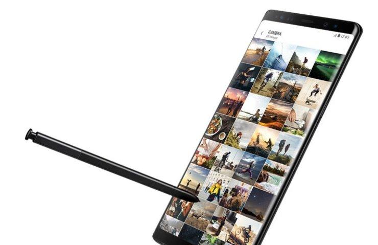 Samsung Galaxy Note 8 satışlardaki liderliğini koruyor