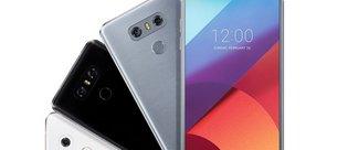 LG G6'nın fiyatı ve çıkış tarihi!