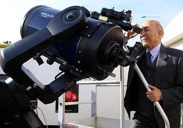 Bakırlıtepe için 75 milyon liralık yeni teleskop projesi