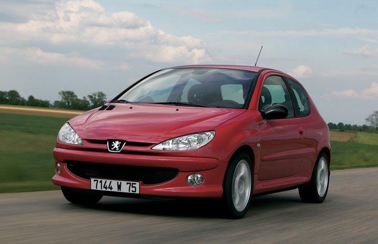 Peugeot 206'nın muhteşem değişimi!