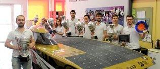Geleceğin otomobili 'BOW İSTKA' Türkiye turuna çıkıyor