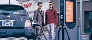 Elektrikli araç şarj istasyonları yaygınlaşıyor