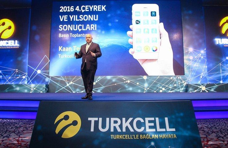 TURKCELL, 10 YILIN GELİR VE BÜYÜME REKORUNU KIRDI