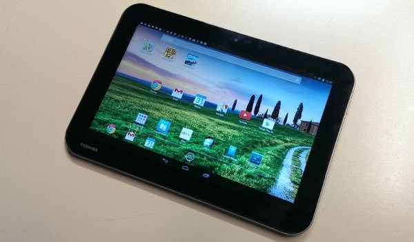Toshiba Excite Pure 10.1 tablet