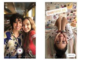 Instagram'a dahili portre modu özelliği: Focus