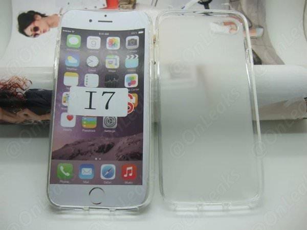 Yeni fotoğraflar geldi. iPhone 7'de 3.5mm kulaklık girişi olmayabilir