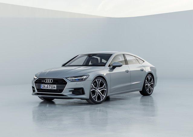 2019 Audi A7 yolda, işte özellikleri