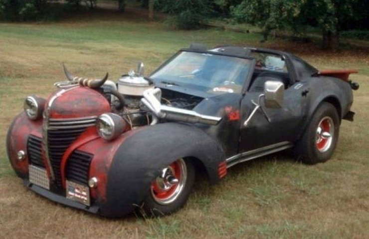 En çılgın tasarımlı otomobilleri