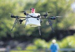 Medikal Drone en uzun mesafe rekorunu kırdı