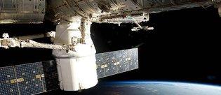 SpaceX'in uzay kapsülü dünyaya döndü
