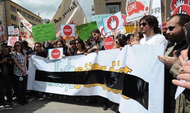 15 Mayıs İnternetime Dokunma eylemleri