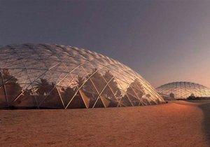 İnsanlar Mars'ta bu şehirde yaşayacak