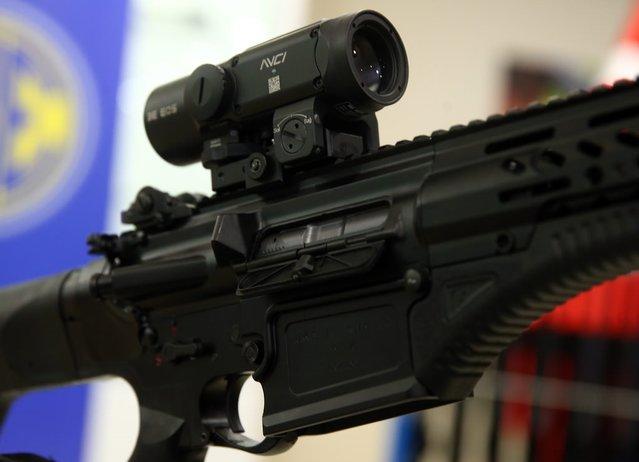 Milli Piyade Tüfeği MPT-76, TSK'ya teslim edildi