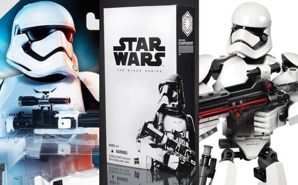 Star Wars: The Force Awakens'ın figürleri