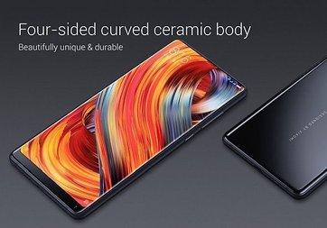 Xiaomi Mi MIX 2, 5.99 inç çerçevesiz ekranıyla birlikte açıklandı: İşte fiyatı, özellikleri