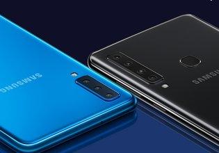 Dört kameralı Samsung Galaxy A9 (2018) tanıtıldı