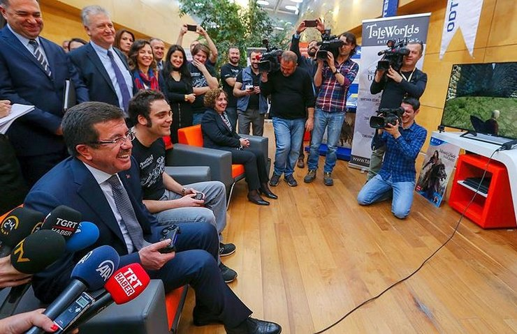 Türkiye yerli oyunlardan 700 milyon dolar kazandı