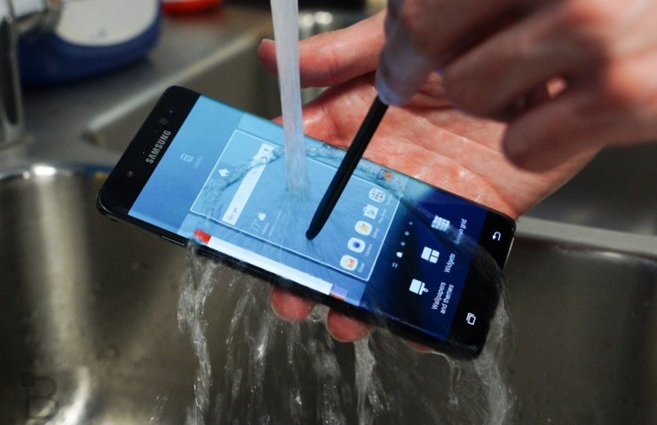SAMSUNG GALAXY NOTE 8'İN KOD ADI BELLİ OLDU