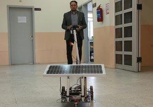 Türk akademisyenler kayıp kişileri bulacak robot geliştirdi