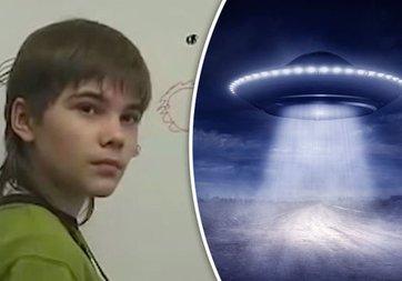 Rus çocuk Mars'ta yaşadığını iddia etti!