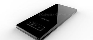 Samsung Galaxy Note 8'in bazı özellikleri detaylandı