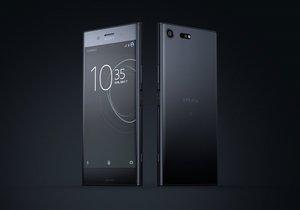 Sony Xperia XZ Premium'un fotoğrafları