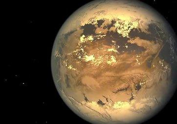 Dünya benzeri iki gezegende hayat ihtimali