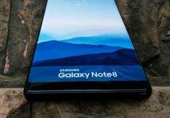 Samsung Galaxy Note 8'in detaylı fotoğrafları ortaya çıktı