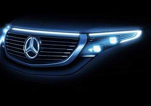 2020 Mercedes-Benz EQC resmen tanıtıldı!